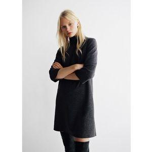 Zara soft dress